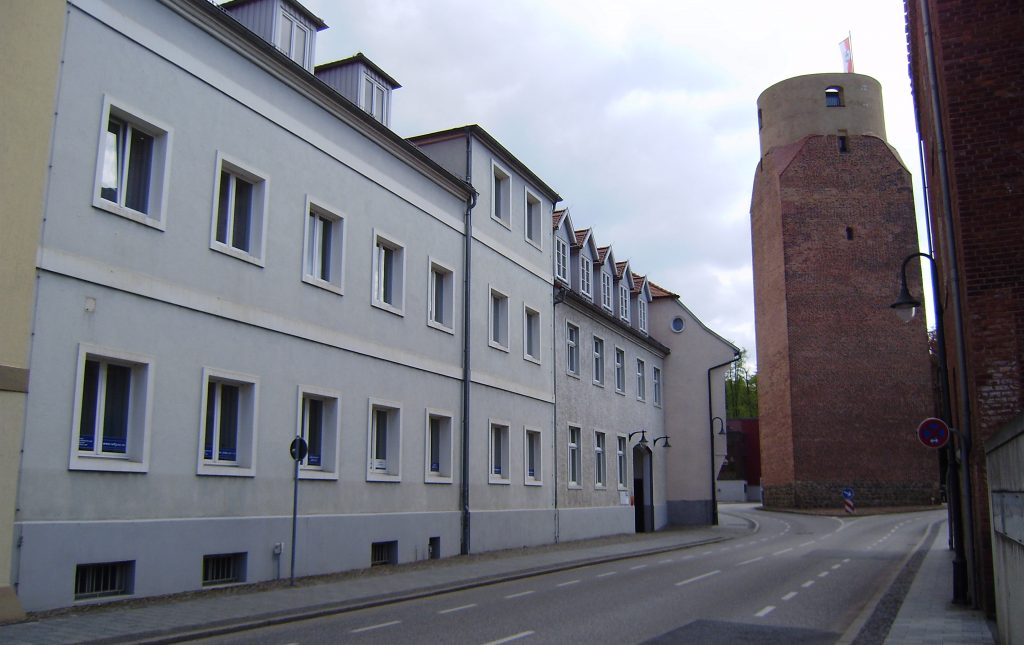 Kommen Sie zu uns in den Burgplatz1, hier finden sie die richtige Wohnung in und um Bad Liebenwerda