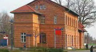 """Bahnhofsgebäude der Stadt Bad Liebenwerda – """"Großer Bahnhof – neue Nutzung"""""""