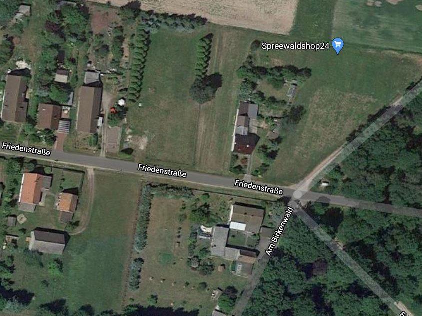 Herrliches Grundstück in idyllischem Dorf – 03249 Goßmar