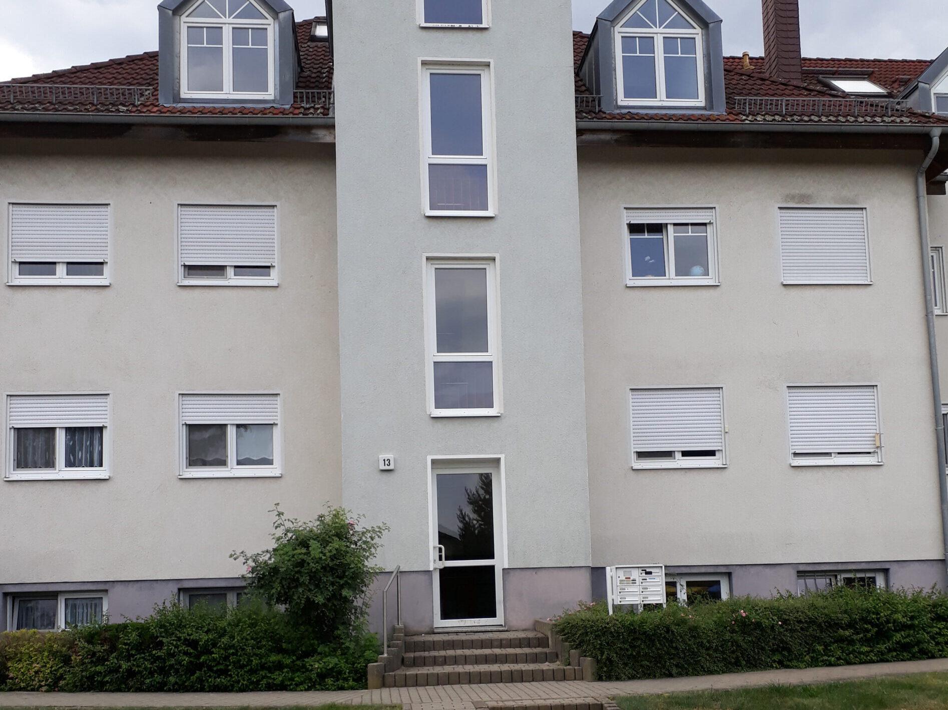 Geschmackvolle 2-Raum-Wohnung im Dachgeschoss
