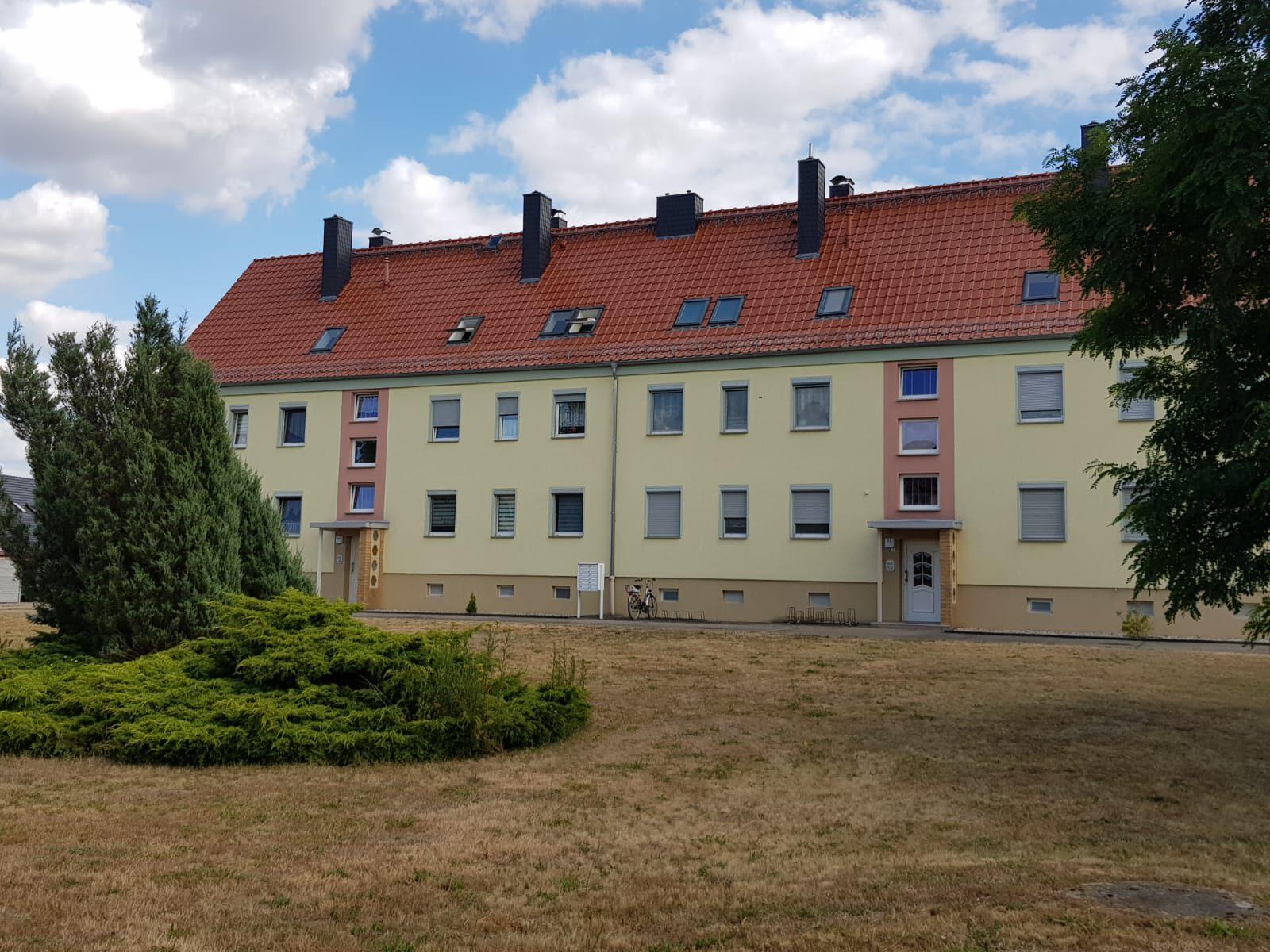 Kuschelige 2-Raum-Eigentumswohnung in ländlicher Idylle