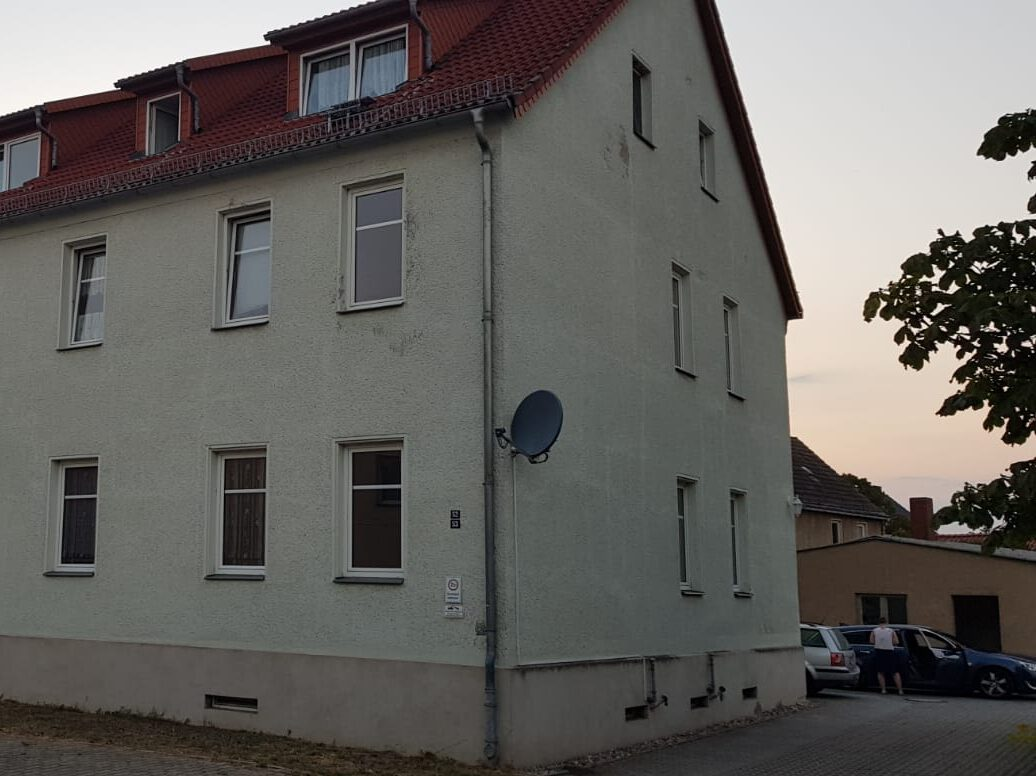3-Raum-Wohnung in ländlicher Idylle