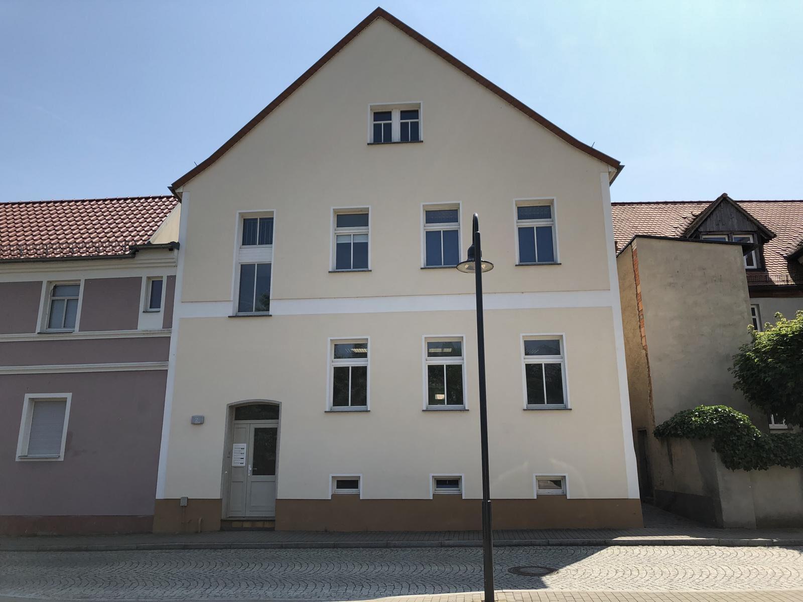 Süße 1-Raum-Wohnung bietet historisches Ambiente mit Charme