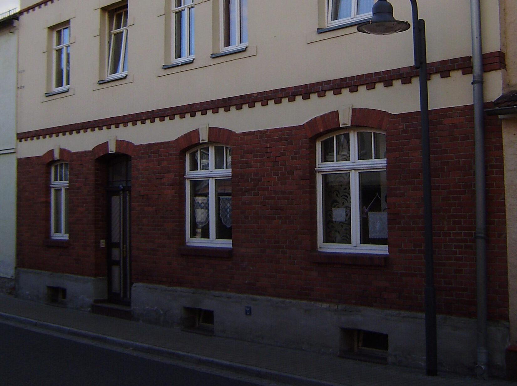 Heimelige 2-Raum-Wohnung im Herzen der Kurstadt