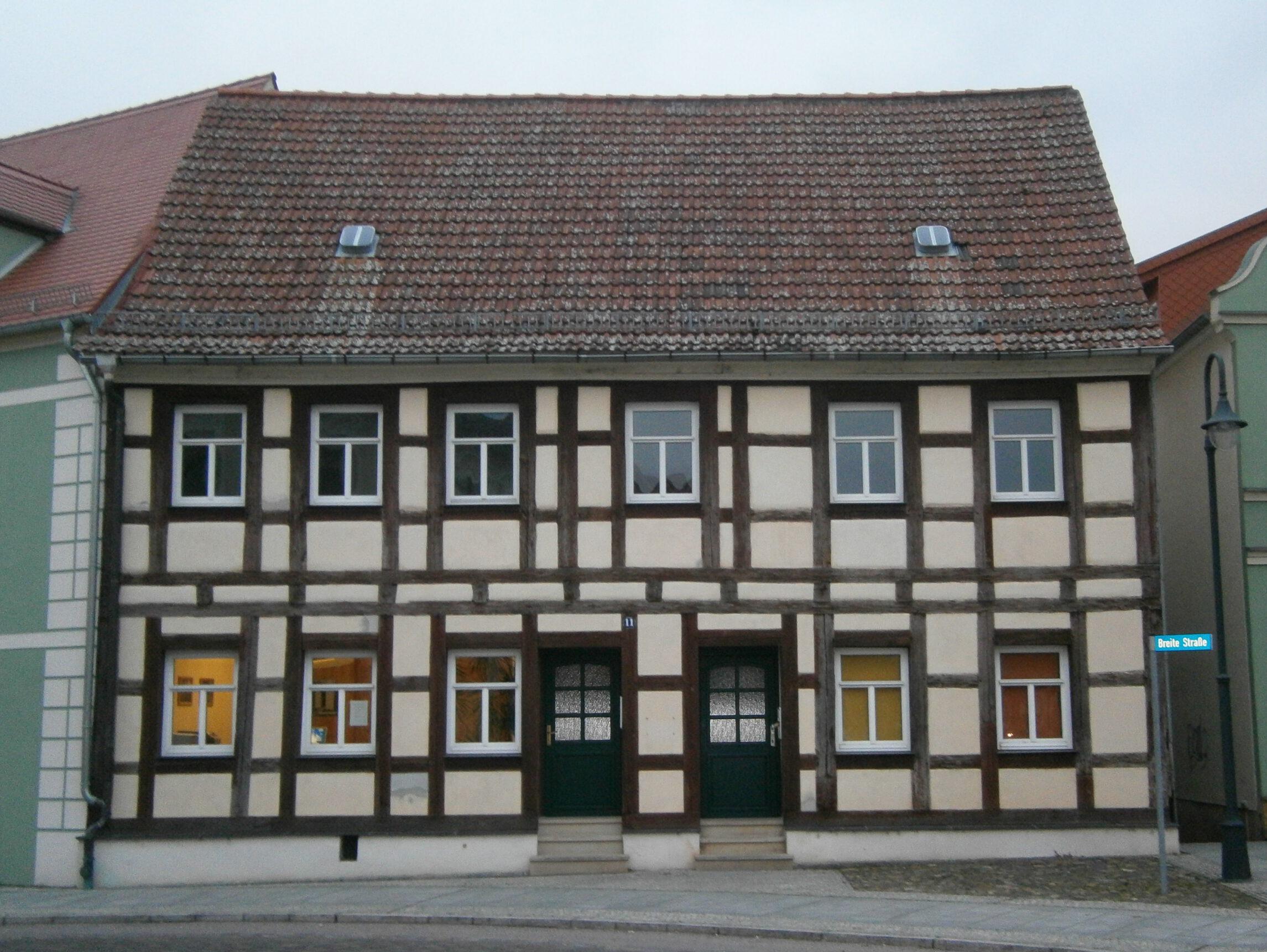 3-Raum-Wohnung im Herzen der Kurstadt