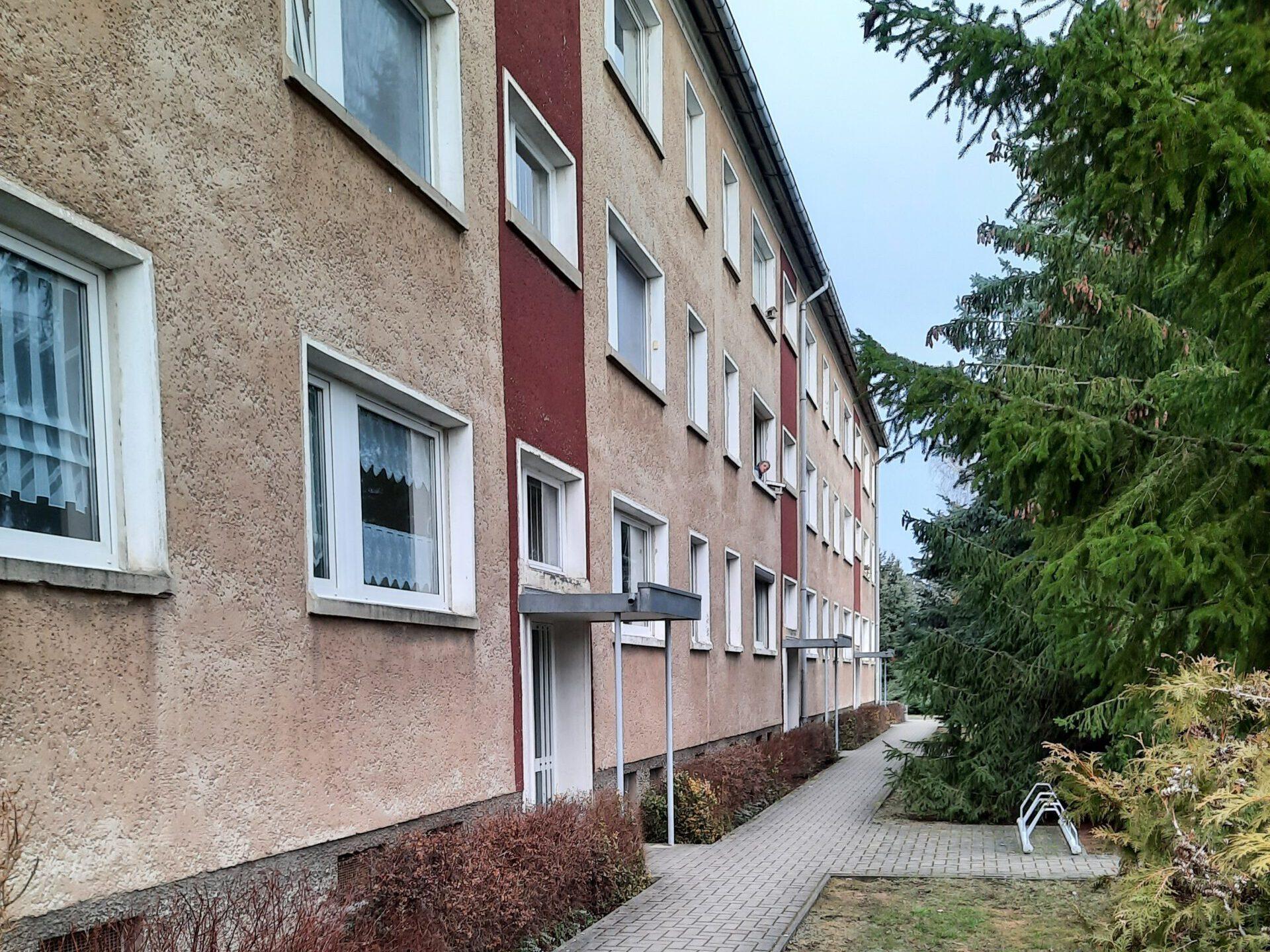Gemütliche 3-Raum-Wohnung mit Balkon