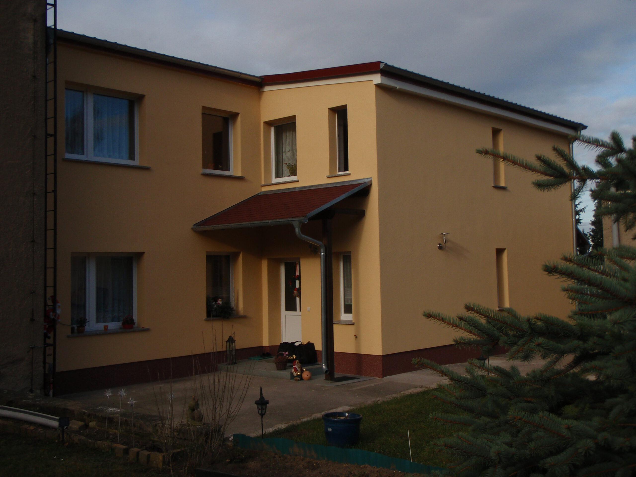 Gemütliche 1-Raum-Wohnung auf dem Land