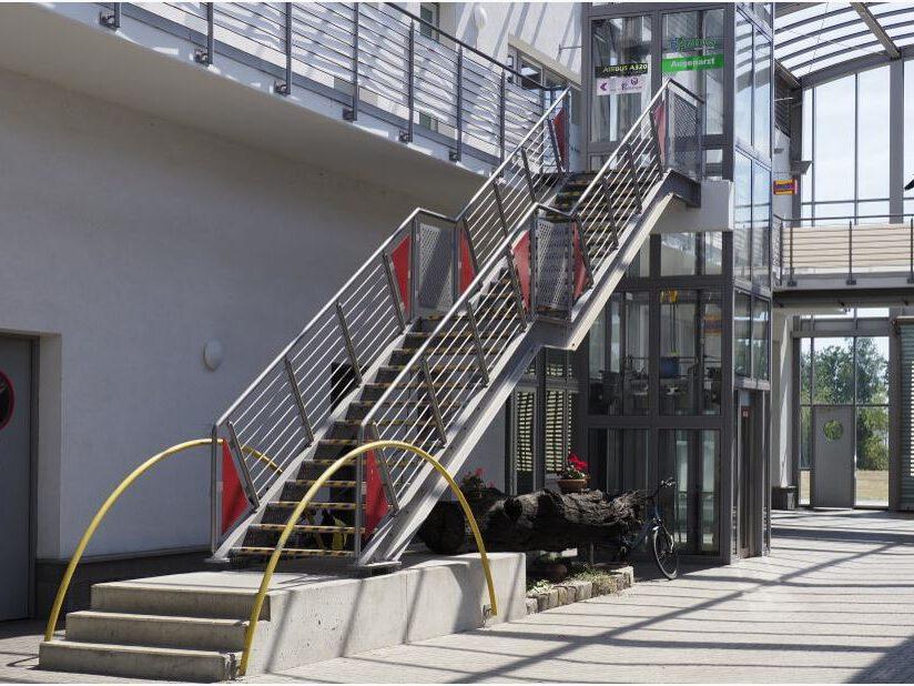 Willkommen im Gewerbe- und Gründerzentrum Elsterwerda – Ihr neues Büro erwartet Sie