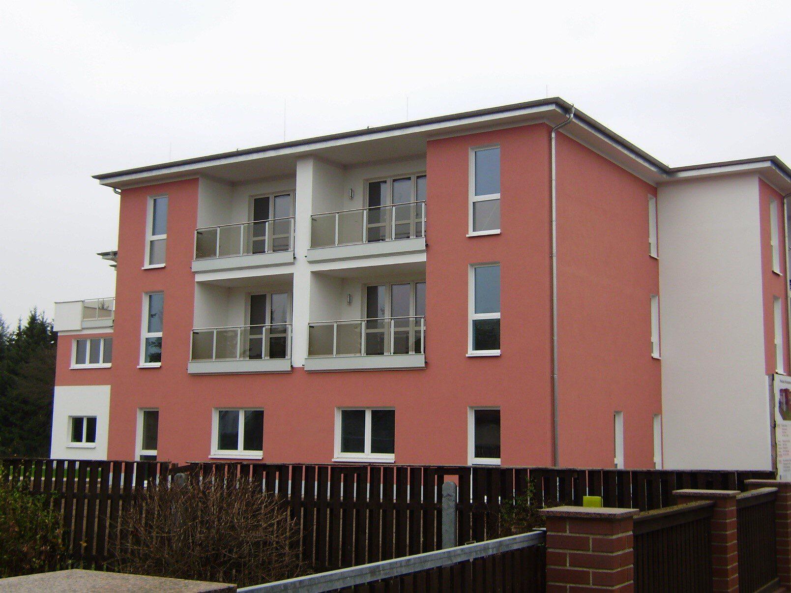 Luxuriöse 2-Raum-Wohnung mit Balkon in Zentrumsnähe