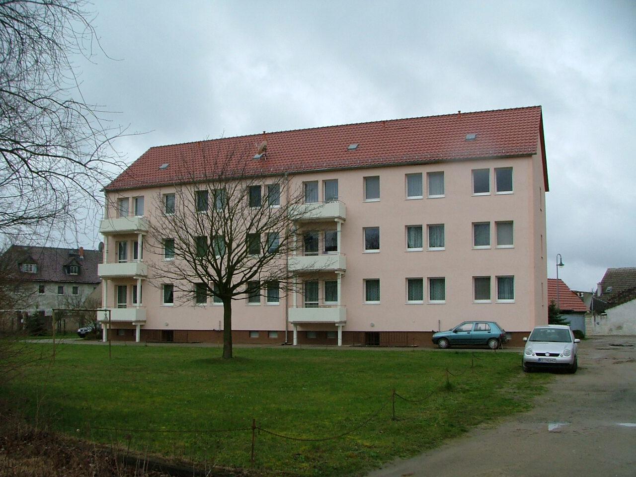 Charmante 3-Raum-Wohnung in ländlicher Idylle