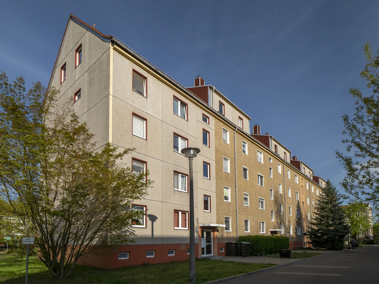 Gemütliche 2-Raum-Wohnung in zentrumsnaher Lage