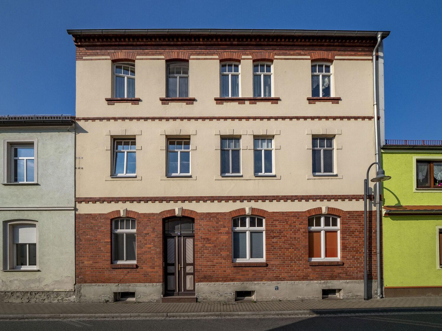 Heimelige 1-Raum-Wohnung im Herzen der Kurstadt