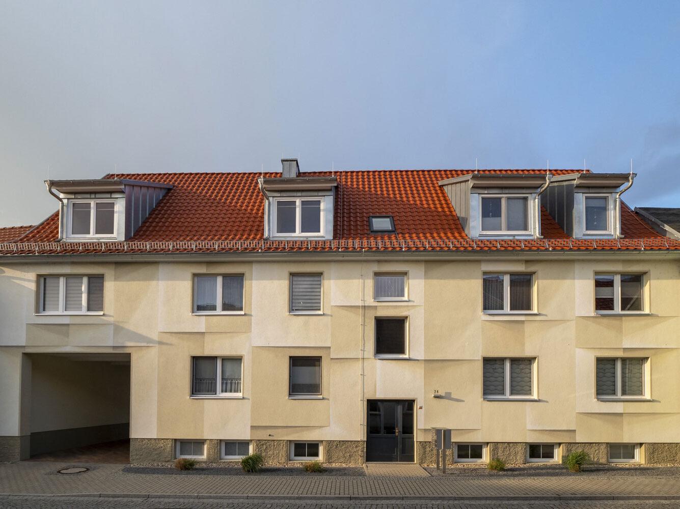 4-Raum-Wohnung in zentrumsnaher Lage