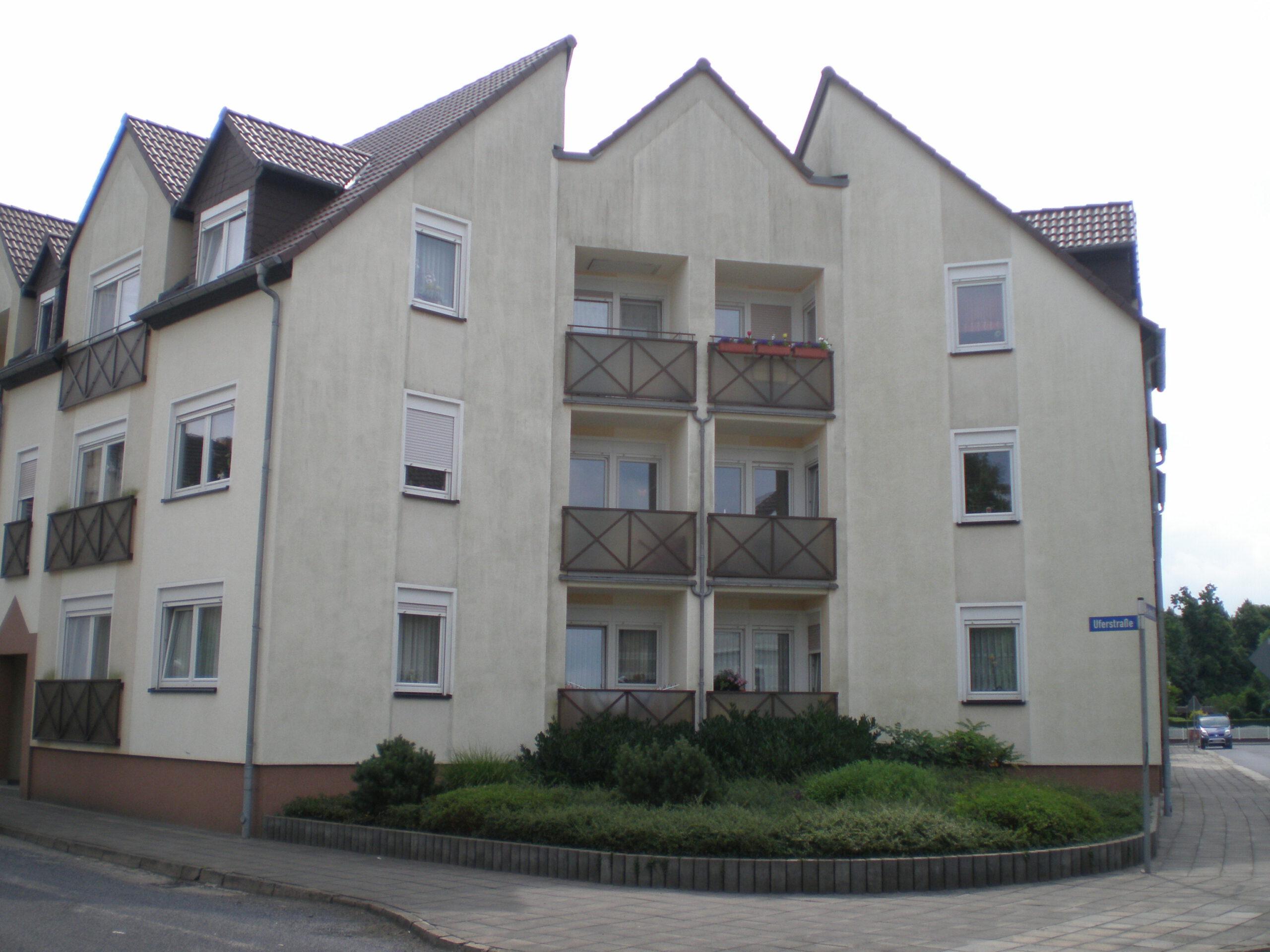 Moderne 2-Raum-Wohnung in Innenstadtnähe