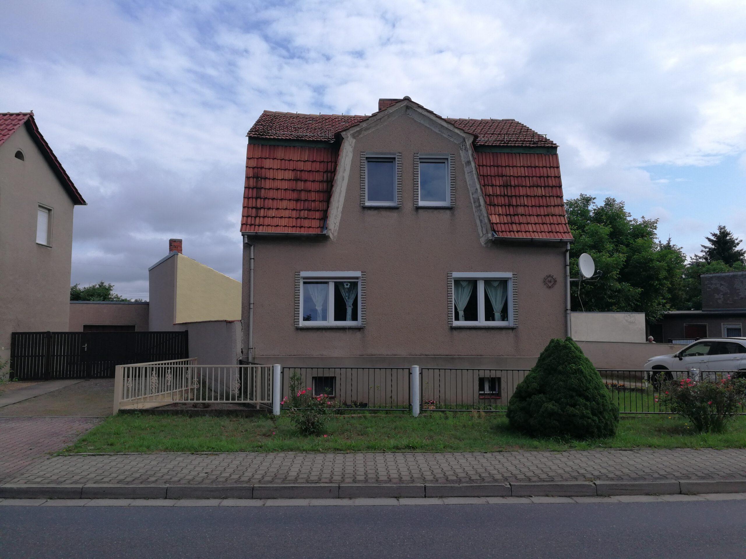 Schnuckeliges Eigenheim mit tollem Grundstück