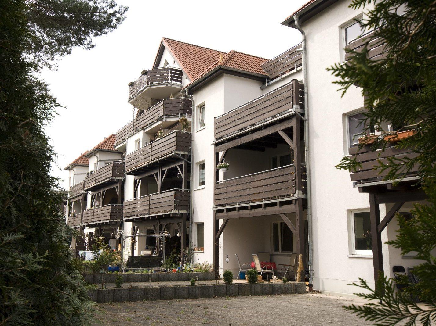 Moderne 2-Raum-Wohnung im Dichterviertel der Kurstadt Bad Liebenwerda