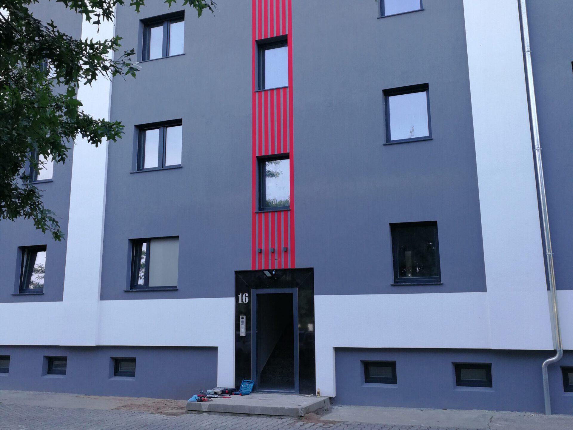 Modernisierte 4-Raum Wohnungen – barrierearm und mit Balkon in ländlicher Umgebung  Kopieren