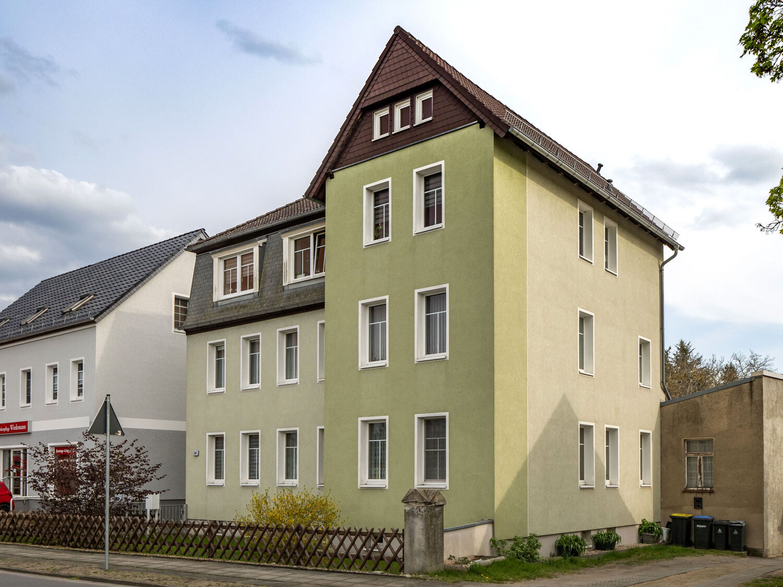 Schmucke 1-Raum-Wohnung im Erdgeschoss